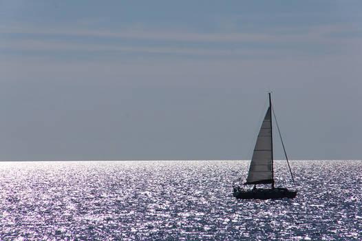 Paradisino - Boat in the Sun