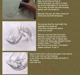 Random pencil drawing tutorial by mythori