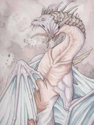 Fleshy dude by mythori