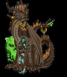 Tiki by mythori