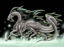 Astraldragon by mythori