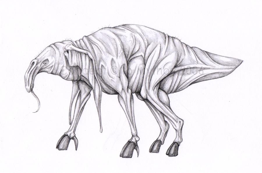 Weird Animals Art 8