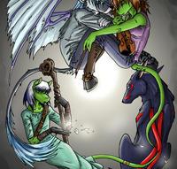 for Indigo by mythori
