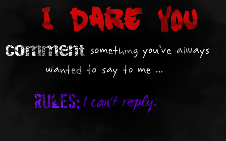 Dare by RoxasLoverForEver