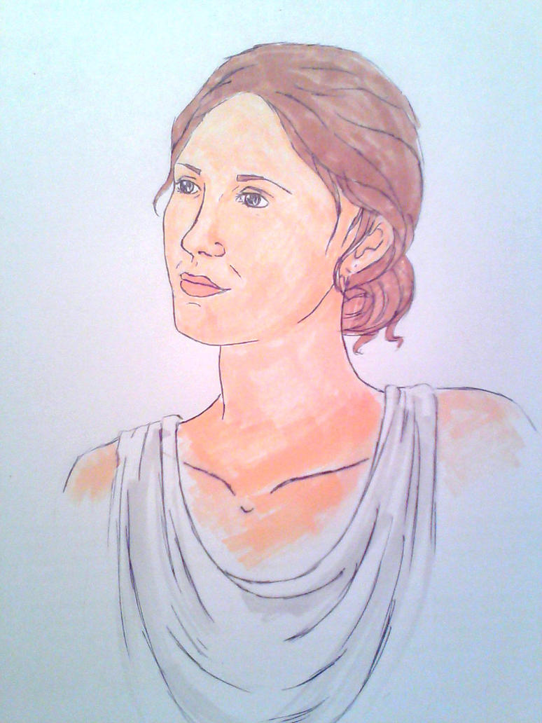 Athena by anavaress