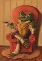 Mr. Frog by DrVetson