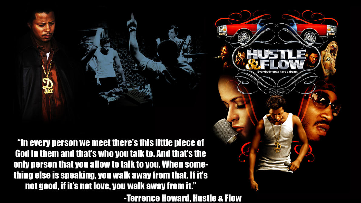 Hustle and Flow Wallpaper by unforg0tten on DeviantArt
