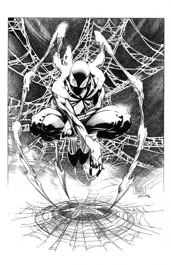 Spiderman by Zoor