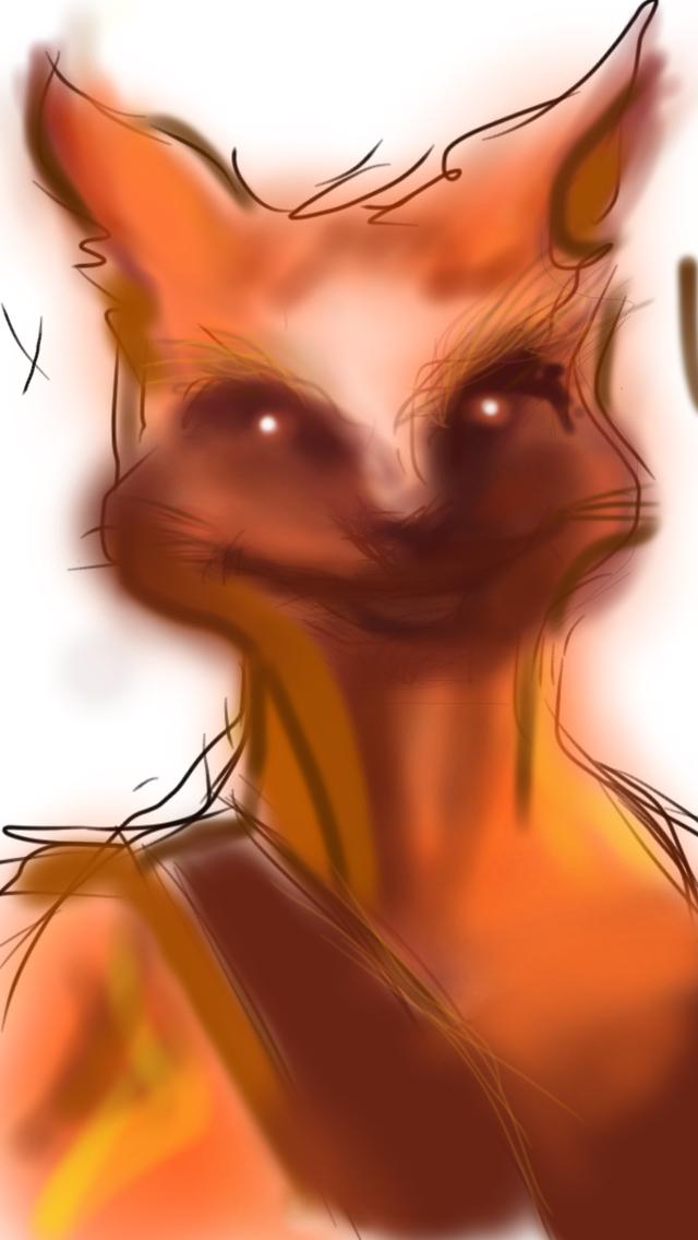Di fox by Zoor