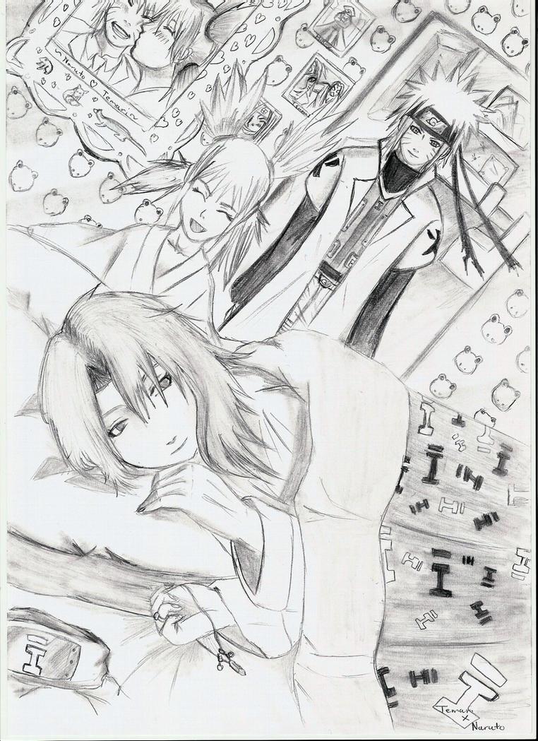 Naruto dating Hinata fanfictie