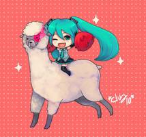 :Hatsune Miku and WRA: