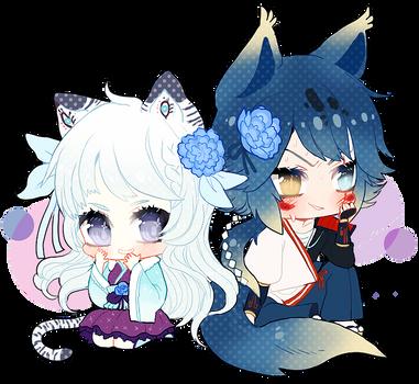 Commission_Hikari-faerie