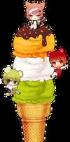 CONE_LuckyKichiro