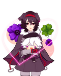 Valentine Plush-Crimsonalloy 1/2