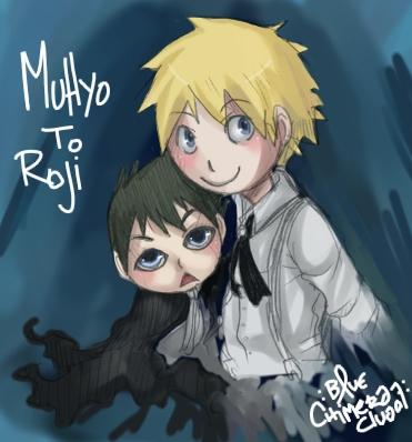 Muhyo et Roji , Bureau d'Investigation des Affaires Paranormales _Muhyo_to_Roji__by_d_clua
