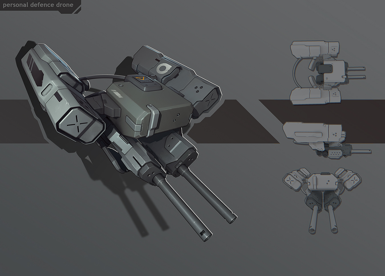 Drone by SoundHunter