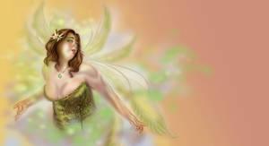 Fairy magic by Naralim