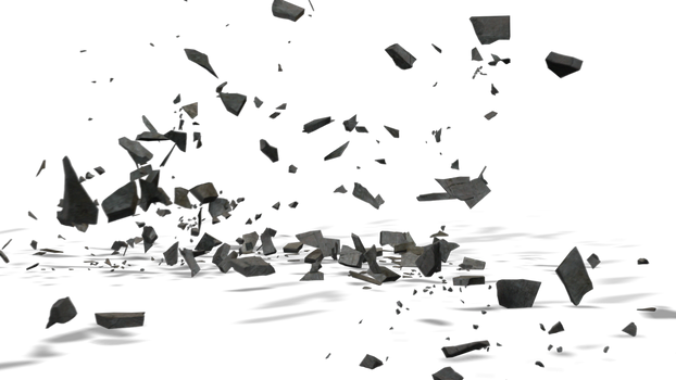 Cement Collapse PNG