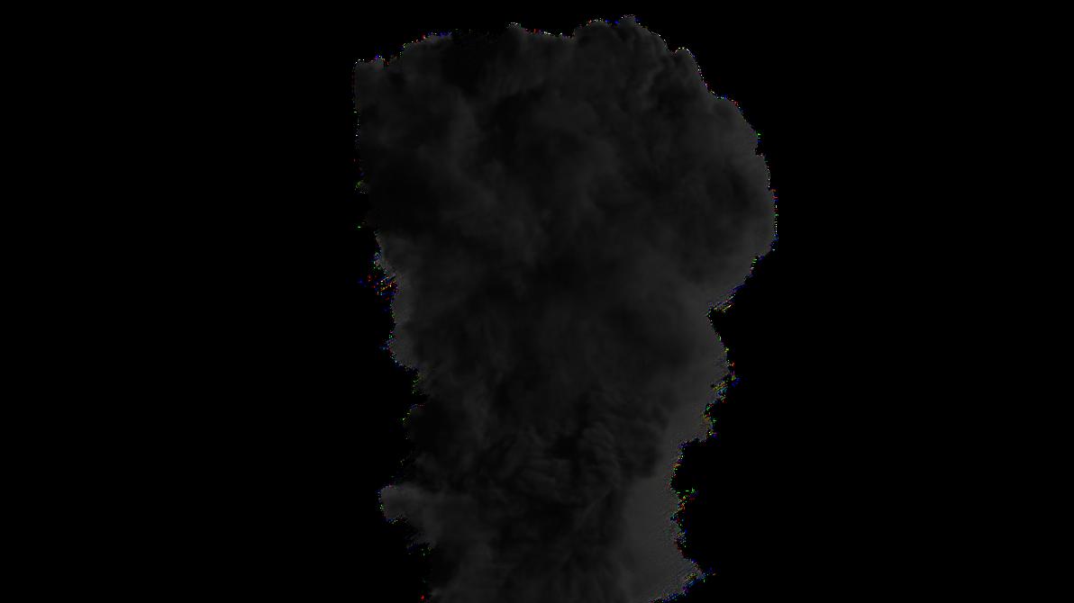 Dark Smoke PNG by ashrafcrew