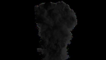 Dark Smoke PNG