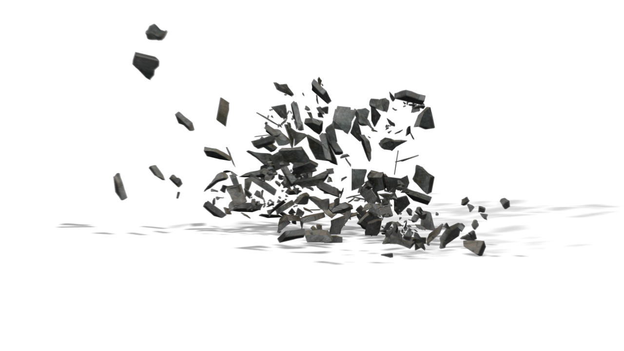 Cement Collapse 2 PNG