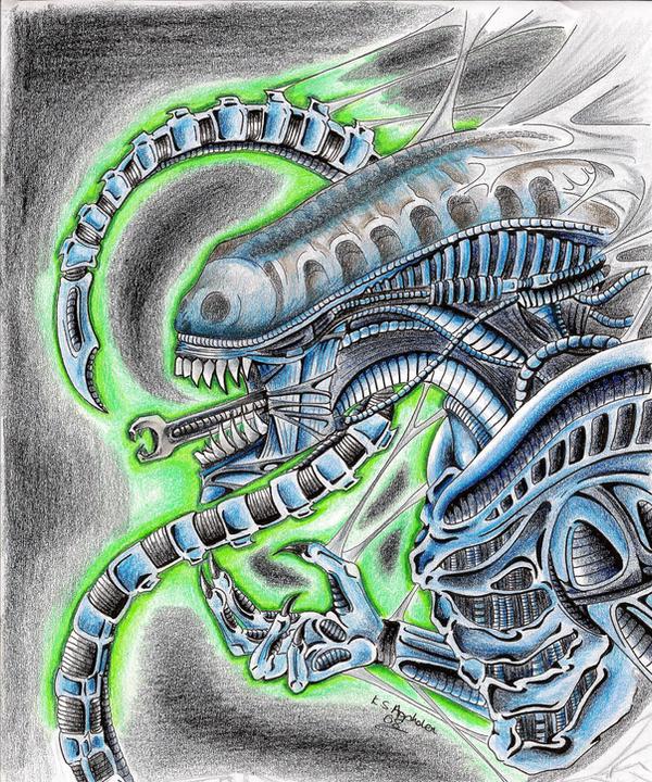 Tribute to the Original Alien