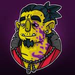 Cursed Mage