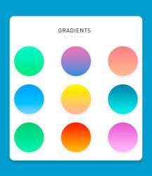 Gradients by bsvss