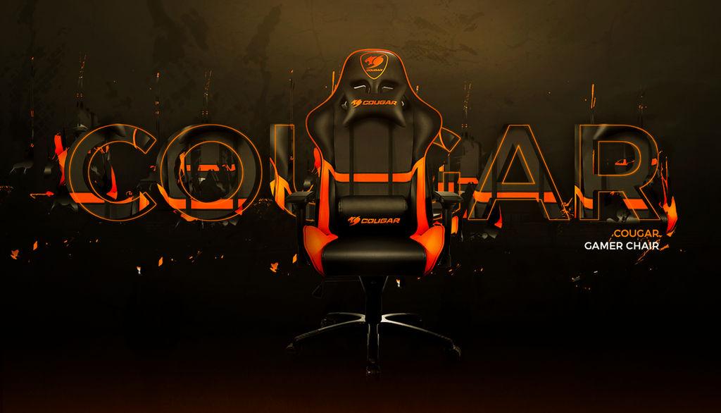 Cougar Gamer Chair by bsvss