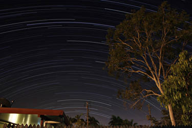 startrails 08/10/2012 by spookyt5