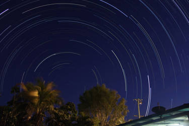 startrails 08/10/2012 pm by spookyt5