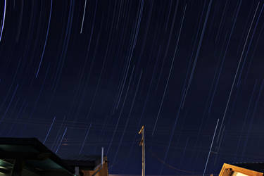 startrails 04/10/2012 by spookyt5