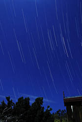 startrails 07/04/2012 1 by spookyt5