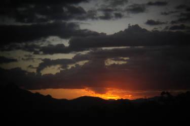 Sunset 26/5/2013