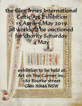 glen Innes International Celtic Art Exhibition
