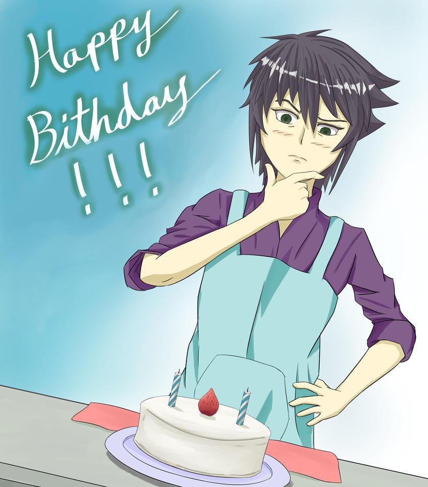 Happy Birthday by sujinjian