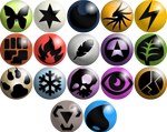 CR - Energy Type Icons