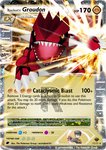 Rocket's Groudon EX