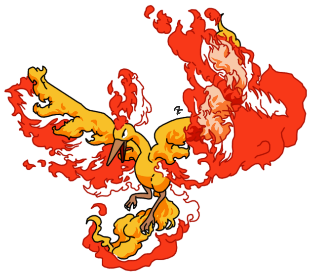 146 Moltres a by aschefield101