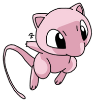 151 Mew a by aschefield101