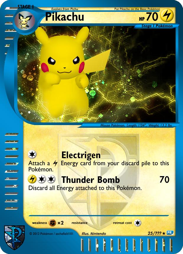pikachu stage 2
