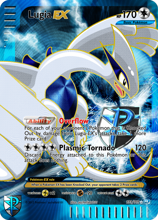 Lugia SR EX by aschefield101 on DeviantArt