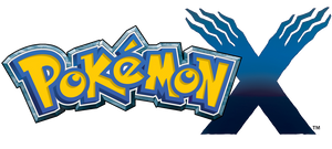 Logo - Pokemon X