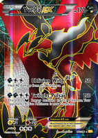 Pokemon XY - Yveltal by aschefield101