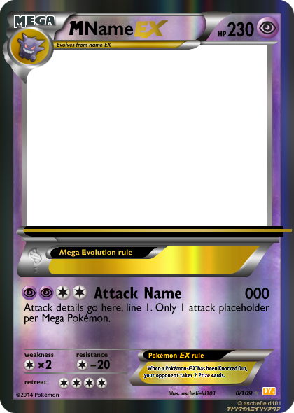 XY MEGA Template - WIP v2 by aschefield101 on DeviantArt