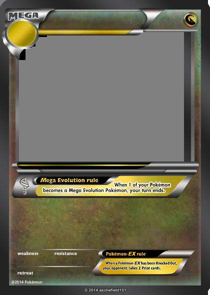 Xy Blanks Mega Dragon By Aschefield101 On Deviantart