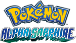 Logo - Pokemon Alpha Sapphire