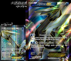 Kyurem EX by aschefield101