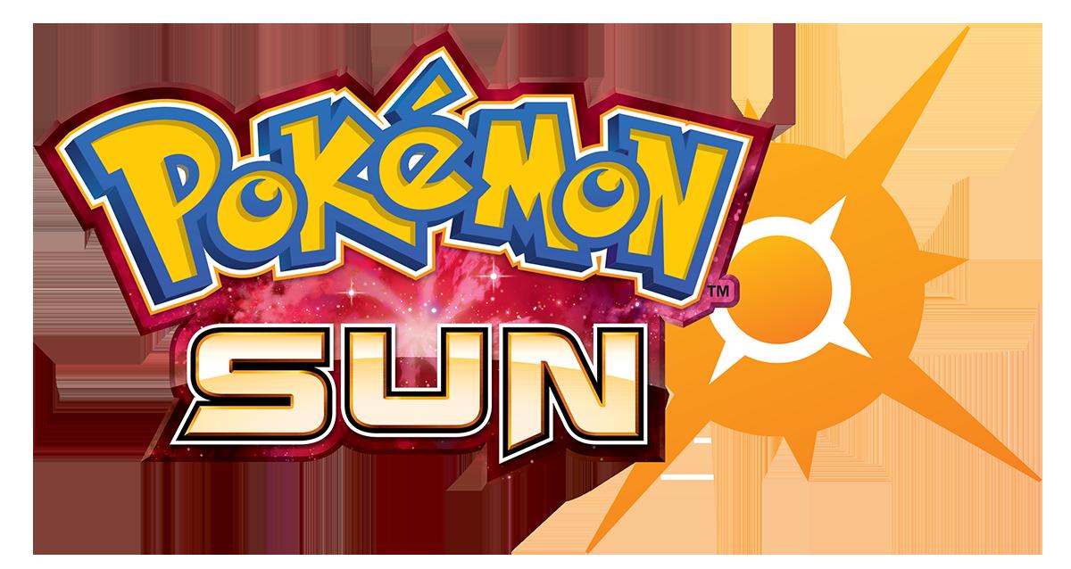 Pokemon Sun Logo 593207451
