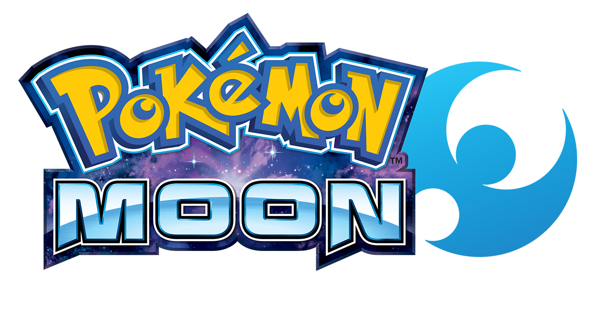 Pokemon Moon Logo 593208158